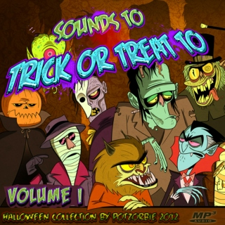 Sounds To Trick Or Treat To
