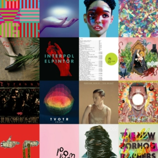 Favorite Tracks Of The Year (2014 Part II)