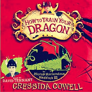 How To Train Your Dragon - Audiobook