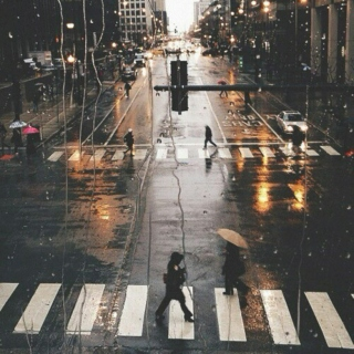 A Day with Rain