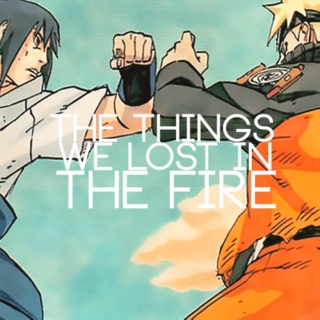 the things we lost in the fire