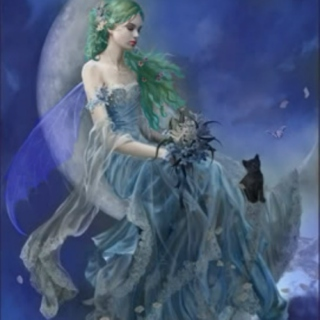 Impossible dream-moon fairy
