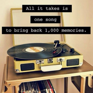 It only takes one song...