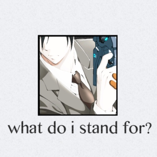 what do i stand for
