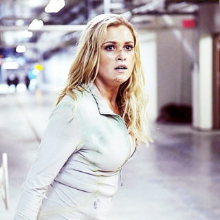 ready to be a badass, clarke?