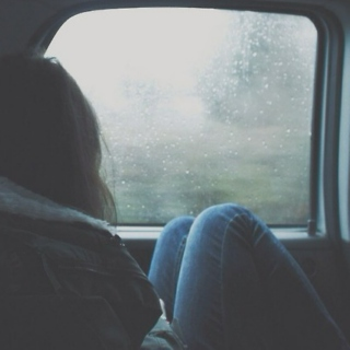 rainy roadtrip~~
