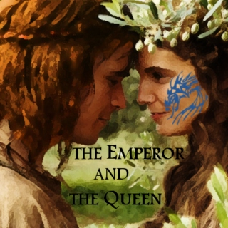 The Emperor and the Queen