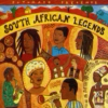 Putumayo presents: South African Legends (2000)