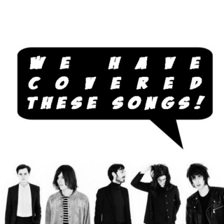 The Horrors have covered these songs