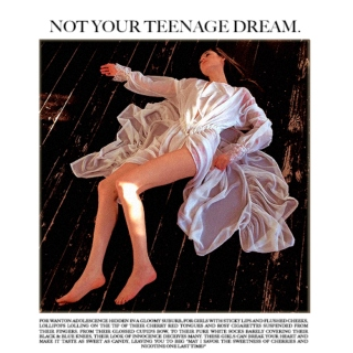 not your teenage dream