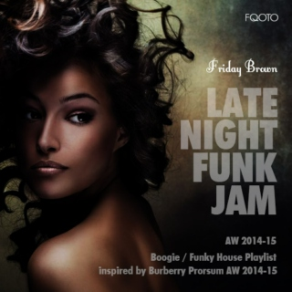 AW 2014-15 #01 Late Night Funk Jam 1