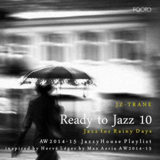 AW 2014-15 #11 Ready to Jazz 10 - Jazz for Rainy Days