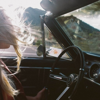 FRIENDS AND ROAD TRIPS