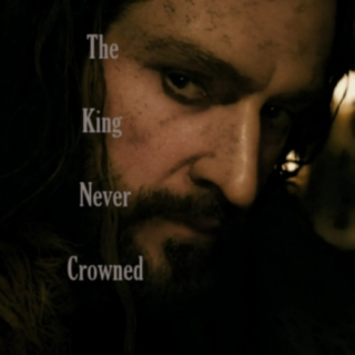 The King Never Crowned