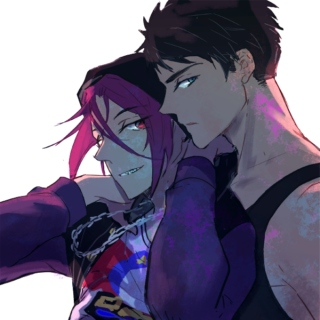SouRin more like (。♥‿♥。)
