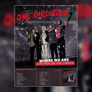 Where We Are (Live From San Siro Stadium)