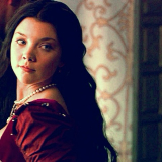 The most happy {Anne Boleyn}