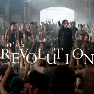 It's A Revolution: A Hunger Games Fanmix