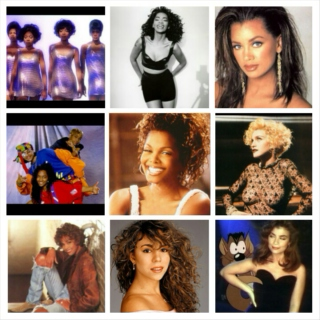 Ladies of the 90's (Pop & Dance)