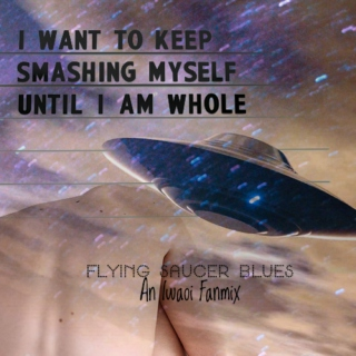 Flying Saucer Blues