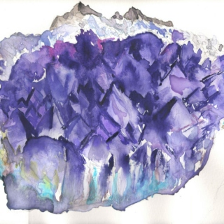 Spaced Out: Amethyst