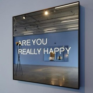 ARE YOU REALLY HAPPY