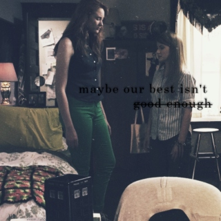 Maybe Our Best Isn't Good Enough (Hollence breakup mix)
