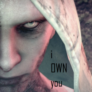 i OWN you- A Ruvik and Joseph Mix