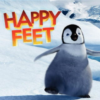 My little happy feet