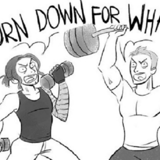 Steve and Bucky Workout Mixtape #02