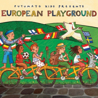 Putumayo Kids Presents: European Playground (2009)