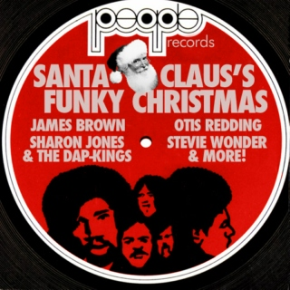 Funky Christmas Party