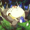 chill out with studio ghibli