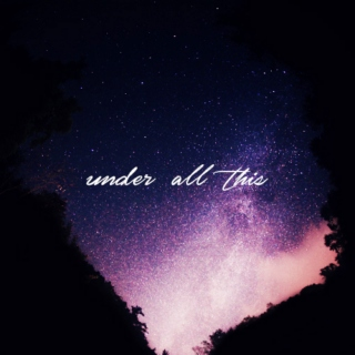 under all this