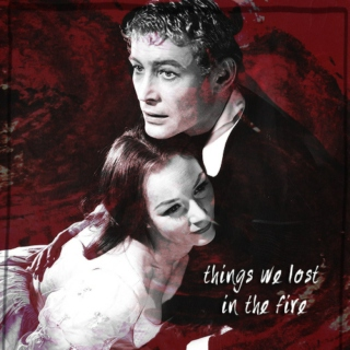 things we lost in the fire | hamlet x ophelia