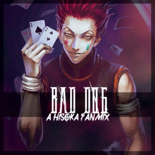 ♦ BAD DOG ♠ a hisoka fanmix