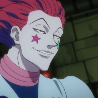 hisoka the magician