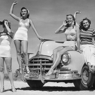 Summer in the Sand '60