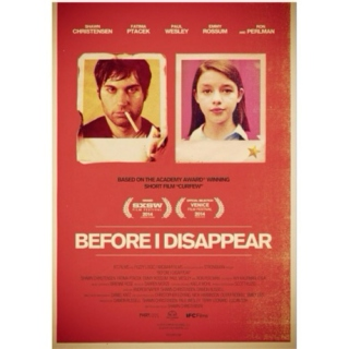 Before I Disappear: Soundtrack