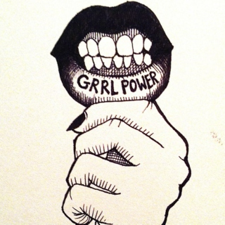 Girl Power Covers