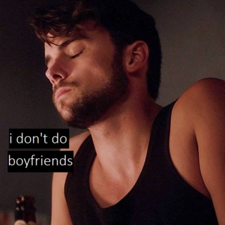I don't do boyfriends: a coliver playlist