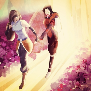 Spirit World Vacation - Korrasami