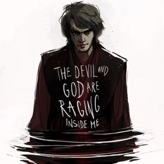 i'm the son of rage and love