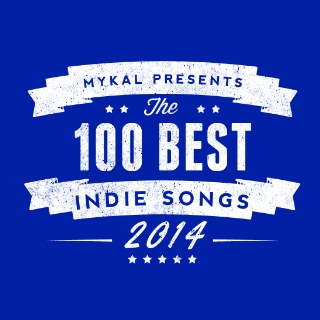 100 Best Indie Songs 2014