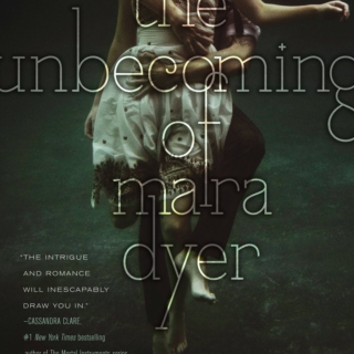 | page playlist: the unbecoming of mara dyer |