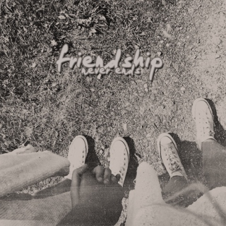 friendship never ends.