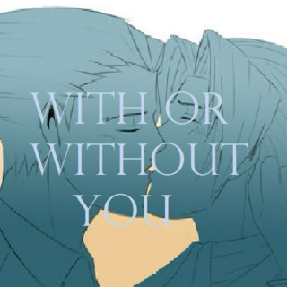 WITH OR WITHOUT YOU - NARUMITSU