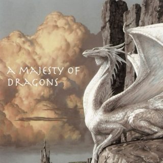 a majesty of dragons