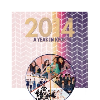2014: a year in kpop