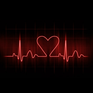 I can feel your heartbeat.
